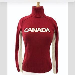 Sweaters - Ladies Canada turtleneck